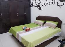 flat new Annual rent south Saadah wi fi free