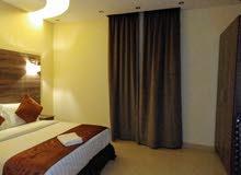شقة فندقية للايجار غرفة وصالة