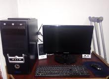 كمبيوتر للبيع بمواصفات عالية يشغل ببجي و فورت نايت