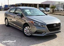 Used condition Hyundai Sonata 2017 with 0 km mileage