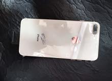 Iphone 7 + 128 بحالة الجديد مكفول بسعر مجنون حرقنا الاسعار جميع انواع الايفون