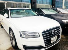 Audi A8 car for sale 2015 in Kuwait City city
