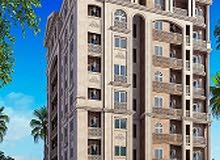 شقة للبيع 88م هاى لوكس بشاطئ روميل بمطروح بمقدم 55 ألف وتقسيط 45 شهر