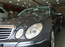 Mercedes Benz E 200 2008 for sale in Amman