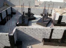 مقاولات البناء والتشييد وأعمال الديكور وتركيب العازل الحراري وتأجير معدات البناء