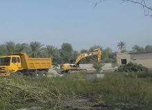 الحفر للمقاولات معك دائما لجميع اعمال الحفر-الهدم وازالة اتقاض البناء Excavation