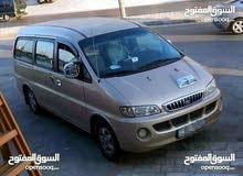 km Hyundai H-1 Starex 2001 for sale