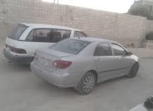 Toyota Previa in Gharyan
