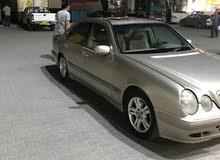 Gasoline Fuel/Power   Mercedes Benz E 240 2002
