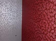 دهان طلاء ورق حائط