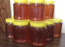 عسل طبيعي جبلي 100٪ بسعر مغري جداً