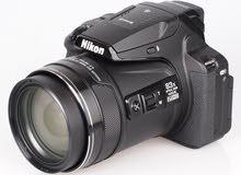 Nikon COOLPIX P900 - نيكون P900 أقوى زوم بصري ، جديدة