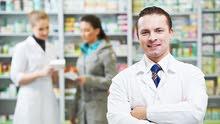 مطلوب صيدلي او صيدلانية للعمل في صيدلية بالفحيحيل