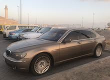 BMW 740 for sale in Al Ain