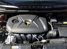 Used condition Hyundai Elantra 2016 with 1 - 9,999 km mileage
