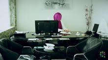 فرش راقي جدا و مودرن متواجد بمكتب في ابراج الهورايزن