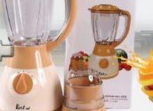 ترمس للماء زجاج ب10ر زبديات ب3ونص يحتوي ع 6قطع طحانة فواكه ب13ونص