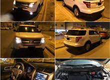 Gasoline Fuel/Power   Ford Explorer 2013