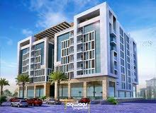 2 bedroom apartment for rent in al khuwair on al maha street غرفتين وصالة للايجار بالخوير