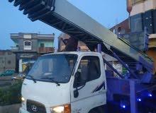 (1)- ونش كوري للبيع 42 متر مستورد باقل من سعر السوق
