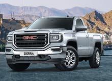 Silver GMC Sierra 2016 for sale