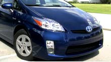 For rent a Toyota Prius 2010