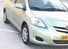 Green Toyota Yaris 2008 for sale