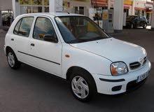 Nissan Micra in Tripoli