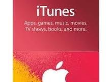 بطاقات ايتونز ايفون اي توينز ابستور Apple iTunes gift card iPhone + توصيل