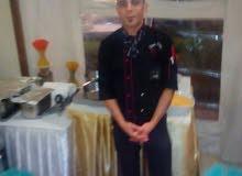 chef de parti  / italian kitchen / oriantal kitchen / intrnational kitchen ,