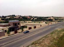 قطعة أرض مميزة للبيع في منطقة ام الكندم على طريق المطار  قرب مدارس الشويفات ونادي الجواد
