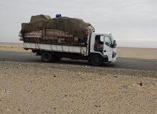 كانتر لنقل البضائع داخل وخارج مصراتة وأي مكان في ليبيا