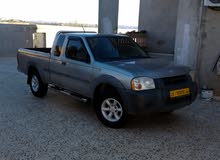 Automatic Nissan 2002 for sale - Used - Gharyan city