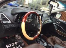 سيارة سنتافي خليجي دون حادث فول 2013 للبيع