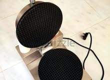 جهاز صناعة اقماع الوافل