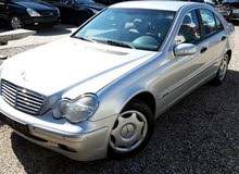 Mercedes Benz C 180 2001 For sale - Grey color