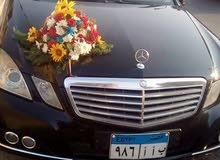 Mercedes Benz E 250 for rent in Cairo