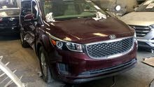 2017 Used Carnival with Automatic transmission is available for sale