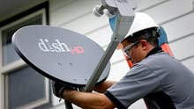 Satellite Dish tv Installation Repair Dubai Sharjah Ajman 0555593702