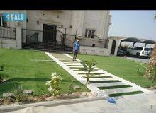 تنسيق حدائق سور 98978455 تركي تيل صناعي طبيعي ورد ازهار شبكة ريي عادي اتوماتيك