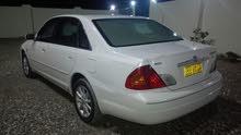 White Toyota Avalon 2000 for sale