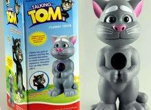 القط TOM الناطق ( المردد للكلام )