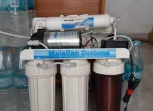 ماكينة تحلية مياه الشرب منزلية مستعملة