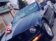 Renting Ford cars, Mustang 2009 for rent in Amman city
