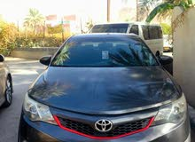 Toyota Camry car for sale 2012 in Muttrah city