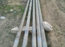 طوبوات بسكانتى نوع ايطالي الاصليات الطول 6 متر مش راكبات قبل حاجه النظيفه