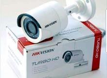 عرض الاربع كاميرات 2 ميجا hikvision
