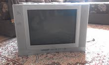 JVC TV screen