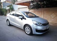 IN EXCELLENT CONDITION VERY NICE KIA RIO 2016 MODEL SEDAN TYPE CAR FOR SALE