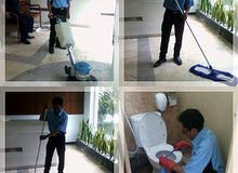 شركة تنظيف منازل والفلل وشركات